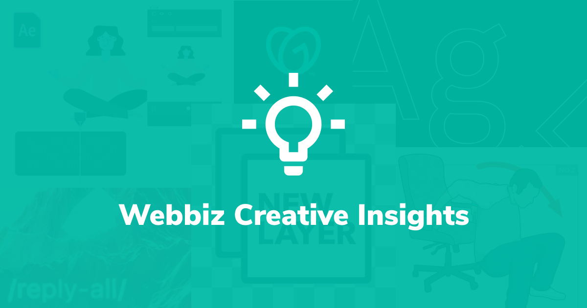 Webbiz Creative Insights